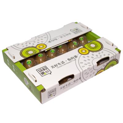 你的果 高端品牌系列 徐香猕猴桃原装板盒 约4.6斤 单果90-130g 陕西眉县绿心奇异果新鲜水果绿果