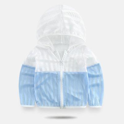 【新品上新】口袋虎1至13歲新款男女童時尚潮款A類防曬外套