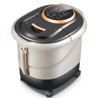 金正泡腳桶足浴盆洗腳盆全自動器桶電動按摩加熱家用恒溫養生神器