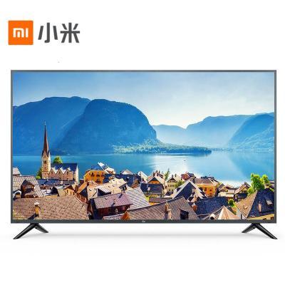 小米(MI)電視4S 50英寸L50M5-AD 4K超高清HDR 藍牙語音遙控 人工智能語音 液晶平板電視 2+8GB