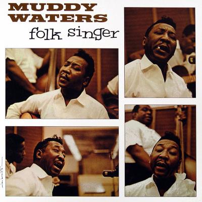 水泥佬 Muddy Waters Folk Singer 進口CD 藍調布魯斯 劉漢盛榜單