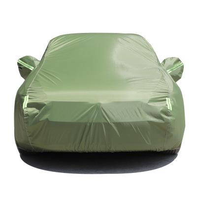 靜航(Static route)汽車車衣車罩防曬防雨隔熱專用防塵加厚四季通用加厚遮陽罩轎車SUV專用大眾朗逸速騰寶來車衣