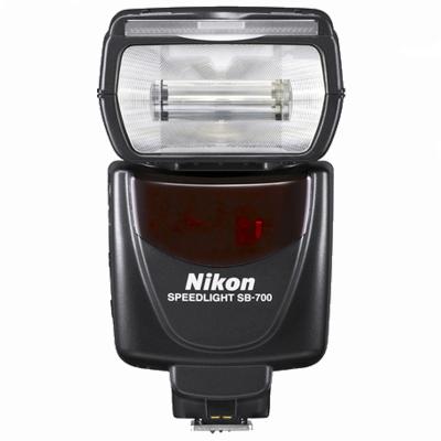 尼康 (Nikon) SB-700 单反相机闪光灯 全自动曝光 尺寸71x126x104.5mm