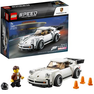 LEGO樂高 Speed賽車系列 tbd-2019-LSC6 75895 積木玩具