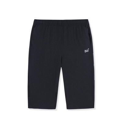 361°兒童夏季男中大童七分褲透氣舒適運動褲男童褲子男童短褲