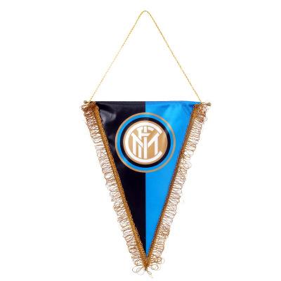 國際米蘭俱樂部官方Logo隊旗-藍黑標準款