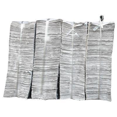 家用卫生纸平板皱纹散装粗纸厕纸4捆超产房去污宠物用纸
