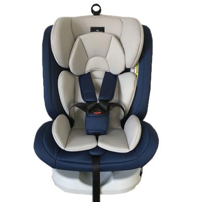 快樂王子(HAPPY PRINCE)兒童安全座椅汽車用0-12歲嬰兒寶寶新生兒車載座椅可坐躺