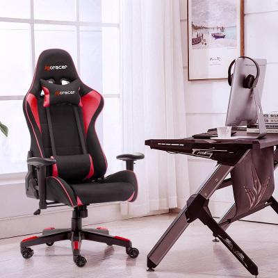 獵鹿人(Agoracer)電競椅 電腦椅 游戲椅 人體工學椅子 辦公椅 家用可躺可升降