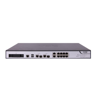 華三(H3C)F100-C-G3 多業務高性能千兆VPN企業級防火墻 帶機量300