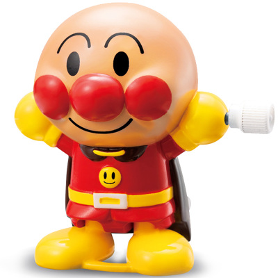 面包超人ANPANMAN后空翻跳跳发条玩具3岁以上适用
