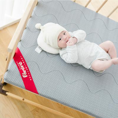 faroro日本椰棕婴儿床棕垫宝宝床垫儿童乳胶床垫冬夏两用可拆洗L