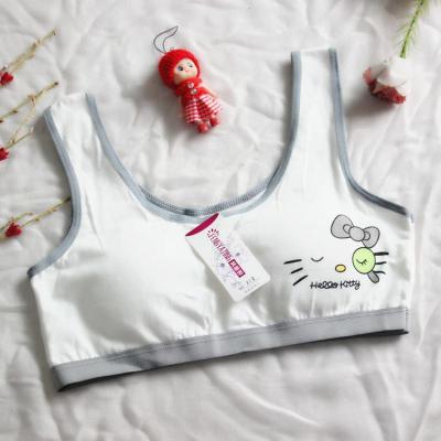 TURBOSUN 剛發育小女孩內穿的內衣 9-10-11-12-15歲背心女童大童女裹胸薄款