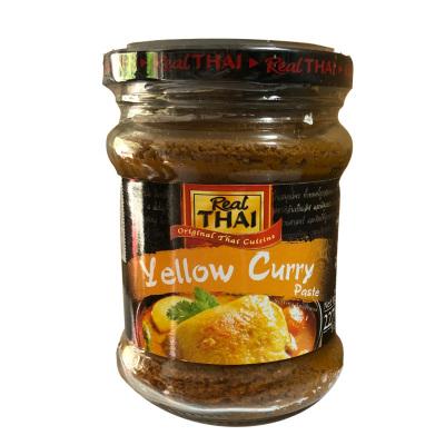 丽尔泰 黄咖喱酱227g 泰国进口 咖喱鸡咖喱蟹瓶装黄咖喱
