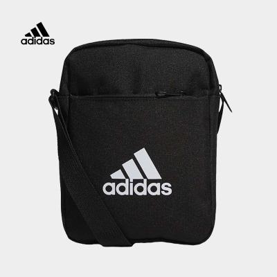 Adidas單肩包腰包運動斜跨包女小包男跑步健身阿迪達斯胸包肩包