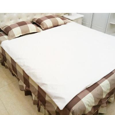 老人癱瘓病人臥床純棉防水隔尿被套單件被罩防褥瘡尿不濕護理用品