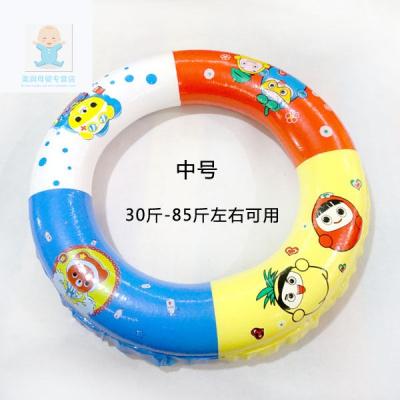 【精品好貨】泡沫游泳圈成人救生圈免充氣兒童早跳舞圈實心泡沫 中號(30斤至80斤)