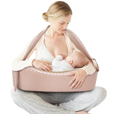 枕工坊哺乳枕头喂奶枕护腰坐月子抱娃横抱椅子婴儿抱抱枕防吐奶垫