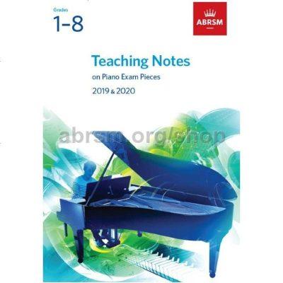 正版英皇考級鋼琴考級1-8級  教學筆記考試指南2019-2020年英文版