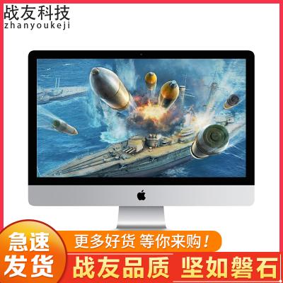 【二手95新】AppleIMac蘋果一體機電腦二手蘋果臺式主機一體機辦公設計14款27寸超薄MF885 I5 8G 1T