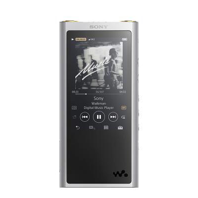 索尼(SONY)NW-ZX300A Hi-Res高解析度無損音樂播放器 4.4平衡HIFI 16GB ZX300A 銀色