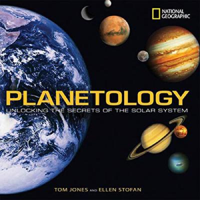 Planetology(ISBN=9781426201219) 英文原版