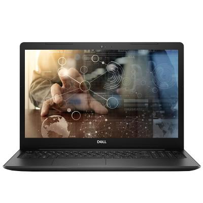 戴爾(DELL)成就3590 15.6英寸 微邊框 輕薄本 筆記本電腦 十代i5-10210U 8G 1TB機械+256GB固態 AMD R610 2G獨顯 黑色 定制版