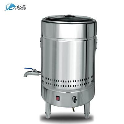 飛天鼠50型燃氣煮面爐商用麻辣燙鍋保溫電熱節能湯面爐煮面桶煮面鍋煮面桶