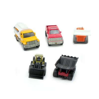 火柴盒工程主題5輛裝 兒童玩具動漫 款式隨機發貨 GFN86