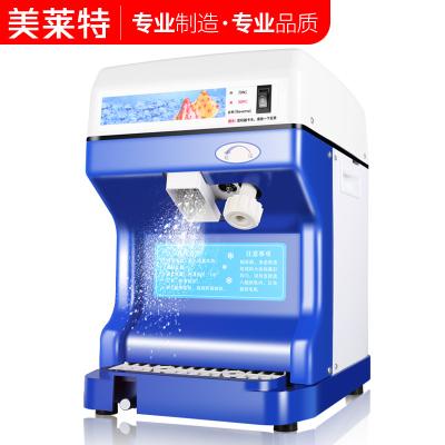 美萊特TH168碎冰機 大功率刨冰機電動自動沙冰機商用奶茶店冰沙機