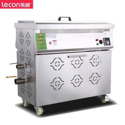 樂創(lecon) 30L全自動商用油炸鍋 油水分離電炸鍋單缸油炸爐炸油條機炸雞炸薯條機 大容量單缸
