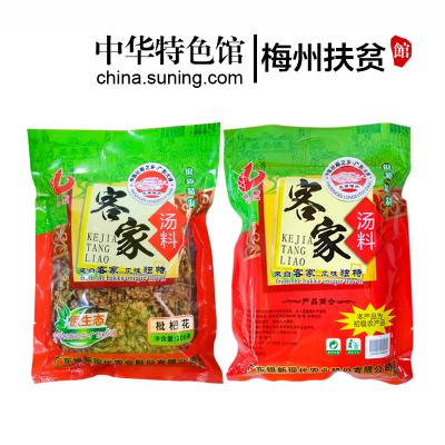 【中華特色】梅州扶貧館 銀新 客家特產煲湯料 枇杷花 200克/袋 華南