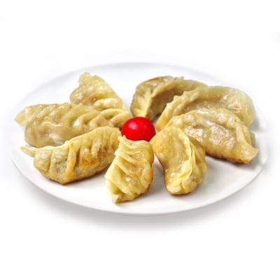【鲜有汇聚】美味日式煎饺200g 饺子水饺 加热即食 十只装