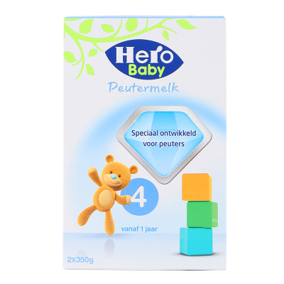 Hero Baby 荷蘭天賦力 嬰幼兒配方奶粉 4段(1歲以上) 700g/盒