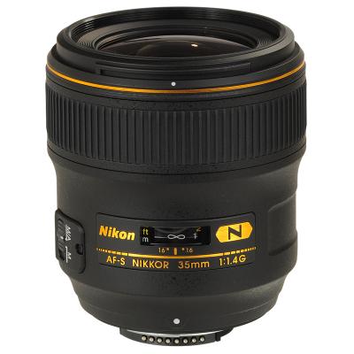 【二手95新】尼康/Nikon AF-S 尼克爾 35mm f/1.4G F1.4大光圈 全畫幅廣角鏡頭