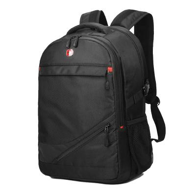 運費險 瑞士軍刀男士雙肩包15.6/17.3英寸電腦包USB雙肩背式尼龍戶外運動休閑包 旅行包書包