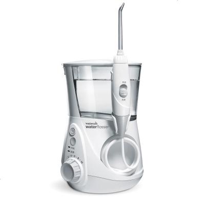 潔碧(Waterpik)沖牙器560 電動牙刷家用洗牙器水牙線便攜式潔牙器清潔器水瓶座 WP-660 白色(無需變壓器)