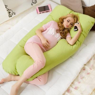 孕妇枕头护腰侧睡枕多功能护腰枕纯棉抱枕多种颜色