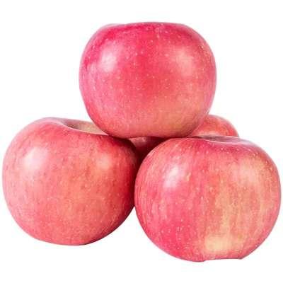 陳小四水果 陜西紅富士蘋果 2.5斤裝 新鮮水果 國產生鮮 其他