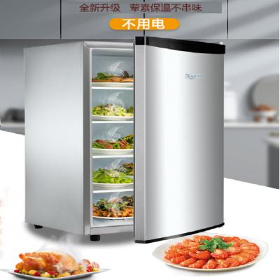 商用食堂餐廳飯菜保溫柜保溫板辦公室保溫箱熱菜寶飯菜保溫板不用電家用暖菜寶 73L_JQUCI6