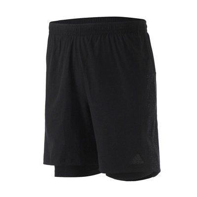 阿迪达斯(adidas)秋季新款男子梭织短裤SN DUAL SHO M BQ7245
