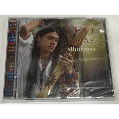 88765435122 排箫演奏家Leo Rojas.Albatross CD 正版