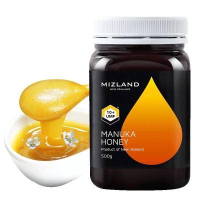 新西蘭原裝進口蜂蜜 麥盧卡10+蜂蜜 蜜滋蘭麥盧卡花蜂蜜UMF10+ 500g 滋補蜂蜜 其他