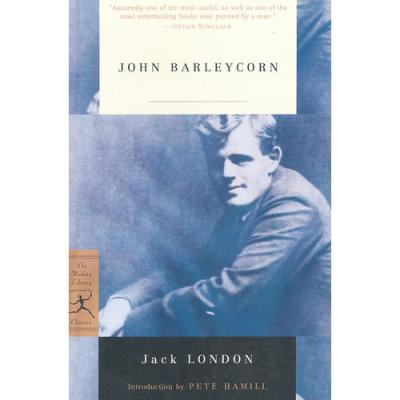 JOHN BARLEYCORN(ISBN=9780375757921) 英文原版