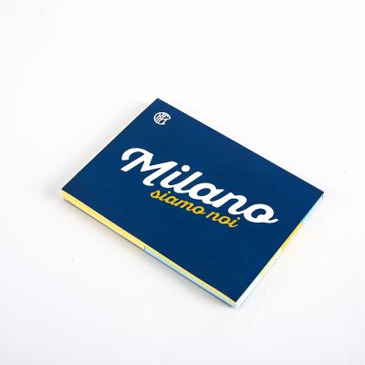 國際米蘭INTER UFFICIO便利貼便簽本小本子標簽貼可撕便簽