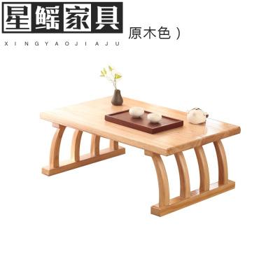 日式榻榻米桌子飘窗小茶几简约阳台禅意地台小茶桌炕桌矮桌
