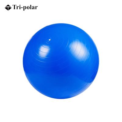 三極戶外(Tripolar) TP1513-1 瑜伽球65cmPVC加厚防爆兒童孕婦平衡健身體操球