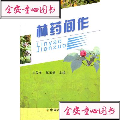 【单册】正版书籍 林yao间作王俊英,郜玉钢 主编中国农业出版社