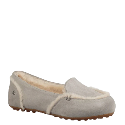 UGG 秋冬新款 HAILEY系列 女士单鞋乐福海丽系列休闲毛单鞋1020029
