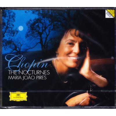 肖邦 夜曲全集 皮爾斯 原版進口CD 德國版 4470962 企鵝三星帶花